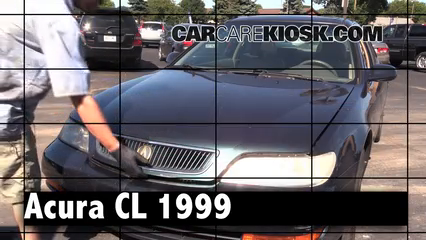 1999 Acura CL Premium 3.0L V6 Review